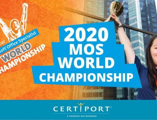 Rezultate calificare la etapa națională a Campionatului Mondial Microsoft Office Specialist 2020!